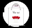 Darčekové tašky pre hostí