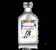 Narodeninové mini fľaštičky