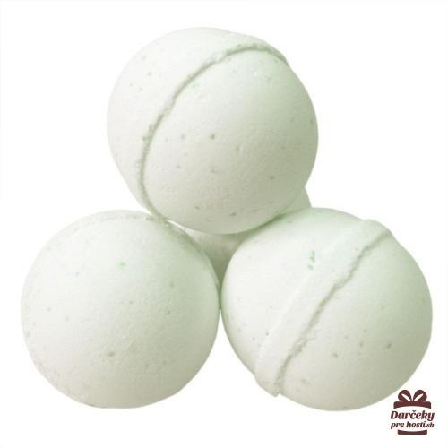 Aromaterapeutická šumivá guľa - Anti Stres