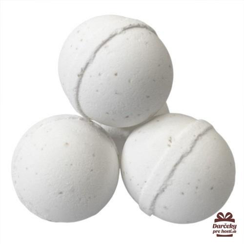 Aromaterapeutická šumivá guľa - Prechladnutie a Chrípka