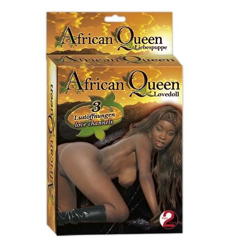You2Toys African Queen - nafukovacia panna - Nafukovacie panny