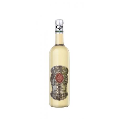 00 Rokov Darčekové víno Biele Kovová etiketa
