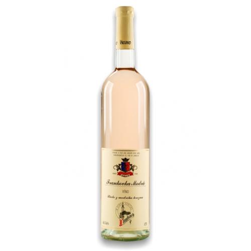 Biele víno: Frankovka modrá biela - Akostné odrodové vína