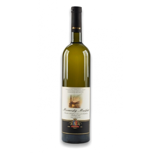 Biele víno: Moravský muškát - Akostné odrodové vína