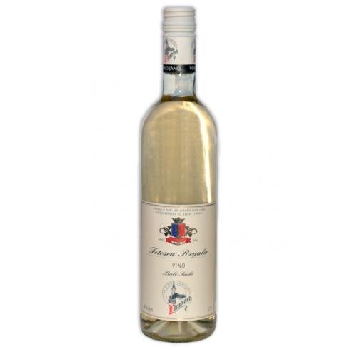 Biele víno: Fetesca Regala