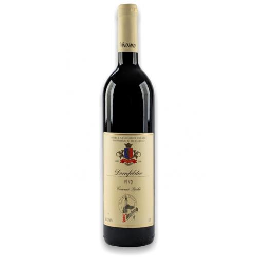 Červené  víno: Dornfelder  Barrique