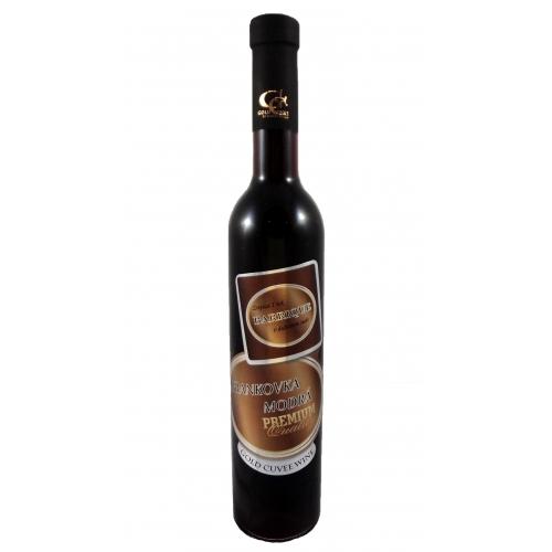 0,5 l Darčekové víno - Frankovka modrá  Barique