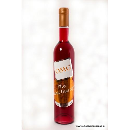 Darčekové víno - OMG