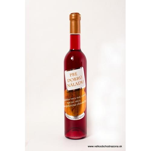 Darčekové víno - Pre dobrú náladu