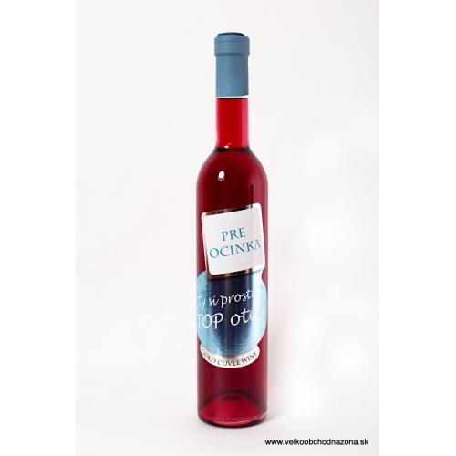 Darčekové víno -  Pre ocinka
