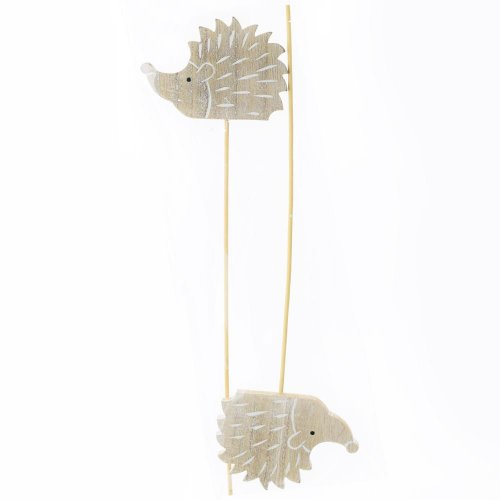 Zápich ježko s/2 9,5x32x0,9cm
