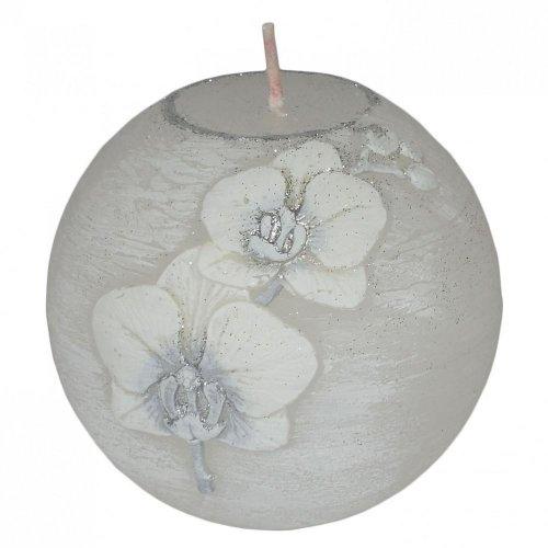Orchid . vian . dioda guľa 100 bie