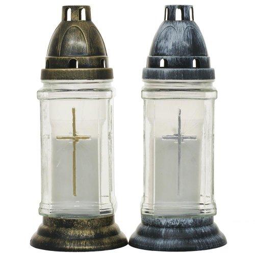 Kahanec sklo kostolík