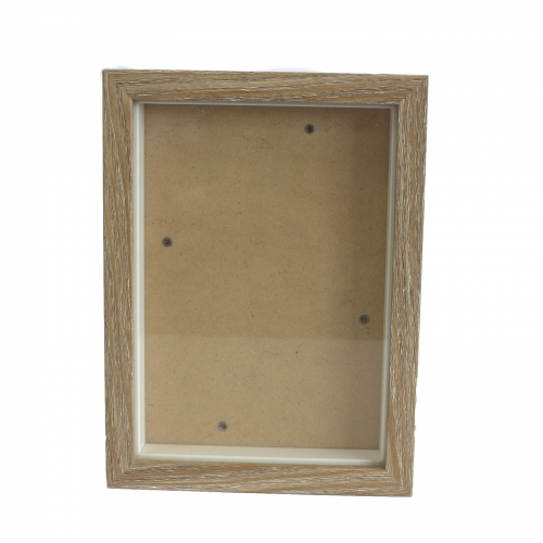 Hlboký Rám - Hnedá Patina - 10x15cm