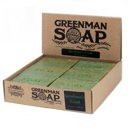 Greenman Mydlo 100g - Záhradníkov pomocník