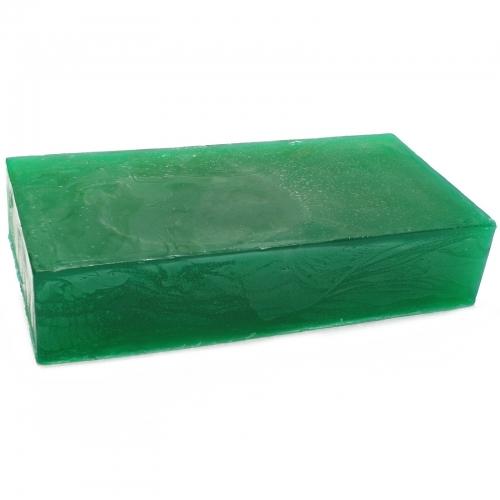 Aromaterapeutické mydlo - Pepermint - Tmavozelené - Aromaterapeutické mydlá