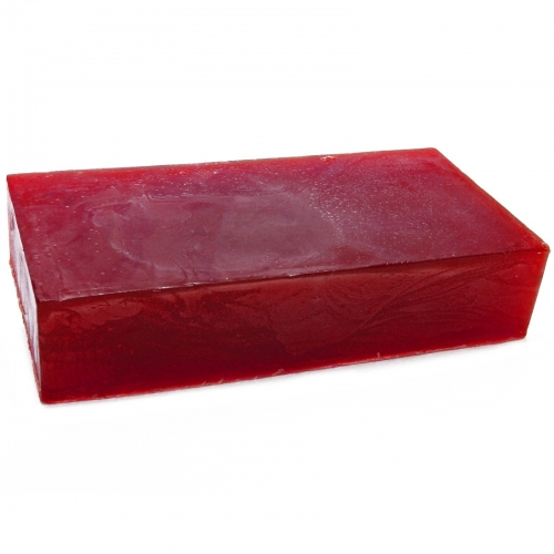Aromaterapeutické mydlo - Ylang & Pomaranč - Červené