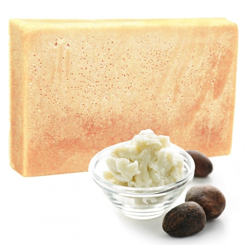 Luxusné mydlo s dvojitým maslom 1kg - Citrusové Oleje