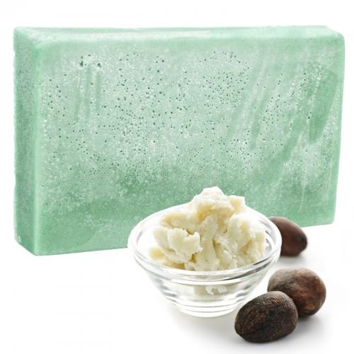 Luxusné mydlo s dvojitým maslom 1kg - Bylinné Oleje