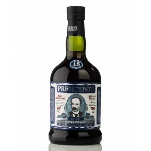 Presidente Marti 15Y 0,7l (40%) - Rum