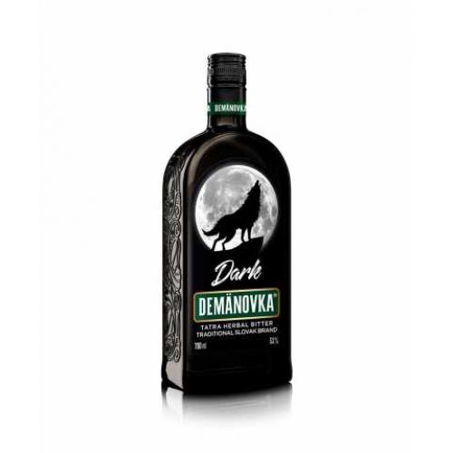 Demänovka Dark 0,7l (53%) - Bitters
