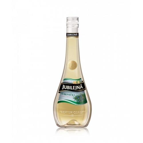 Jubilejná Borovička 0,7l (40%) - Borovička