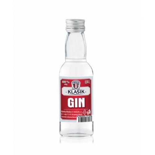 Klasik Gin 0,04l (40%)