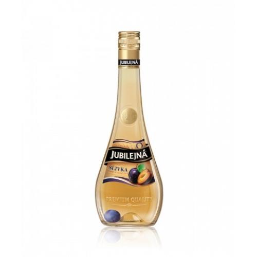 Jubilejná Slivka 0,7l (40%) - Liehoviny