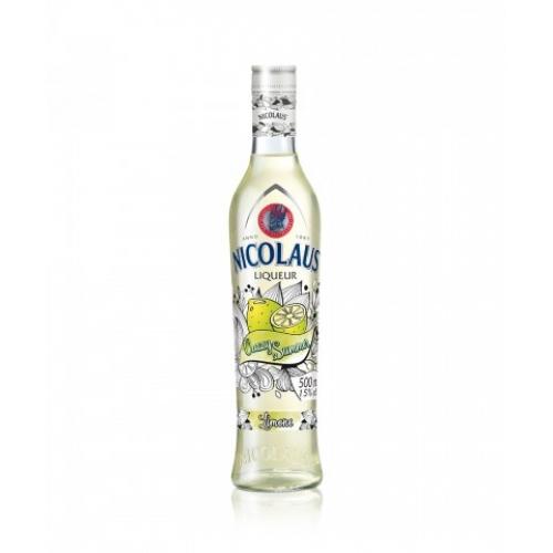 Nicolaus Crazy Summer Limone Liqueur 0,5l (15%) - Likéry