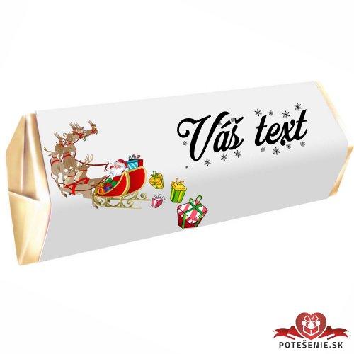 Vianočná čokoládka Rumba - 005
