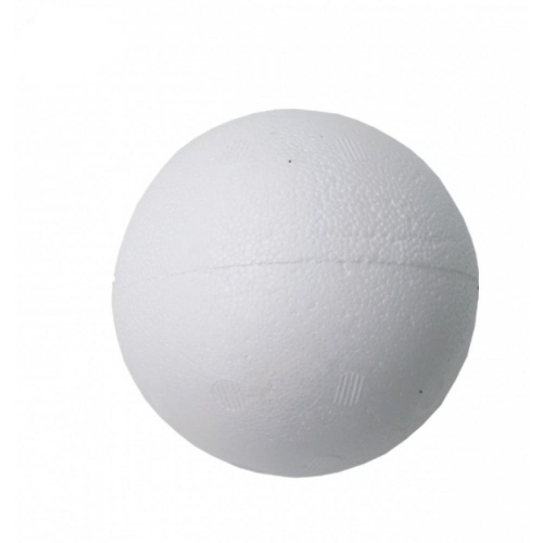 Polystyrén guľa 10 cm