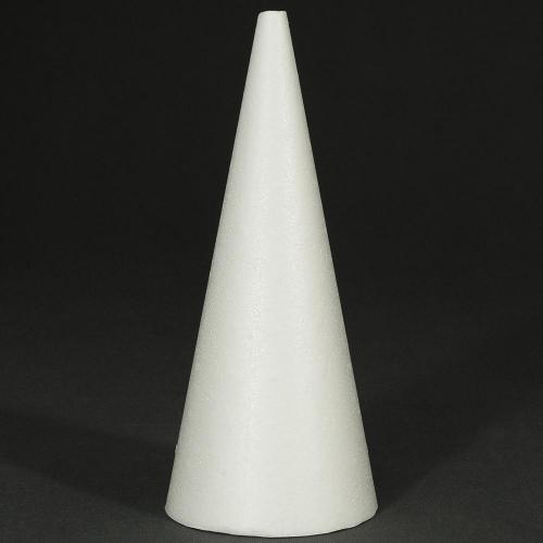 Polystyrén kužeľ 26 cm