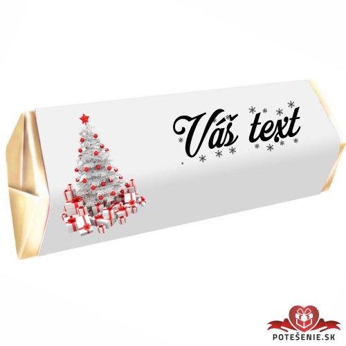 Vianočná čokoládka Rumba - 058