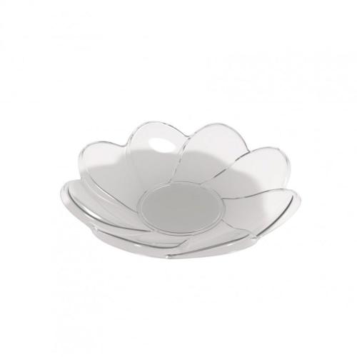 Plastová miska na Finger Food Daisy, 40 ml, ø 8,5 cm - Gold Plast