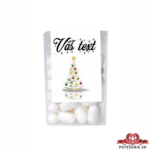 Vianočné dražé cukríky 034