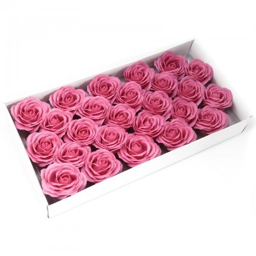 Mydlové kvety, kvet Hyacint - tmavá ružová - Hyacint