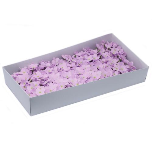 Mydlové kvety, kvet Hyacint - fialová - Hyacint