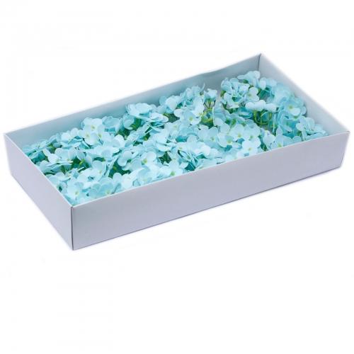 Mydlové kvety, kvet Hyacint - pastelová modrá - Mydlové kvety