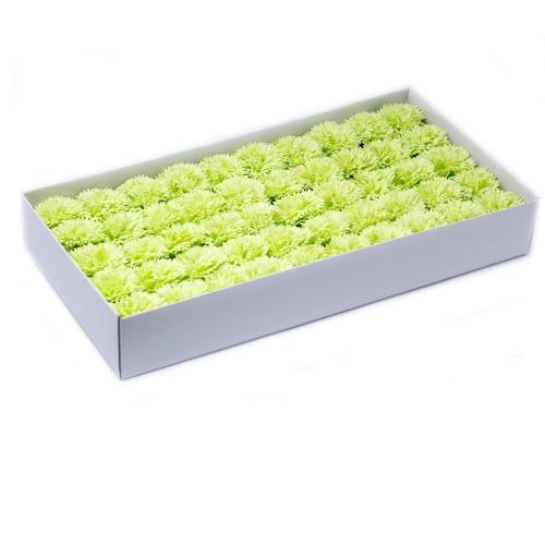 Mydlové Kvety - Karafiát - Žltá - Mydlové kvety
