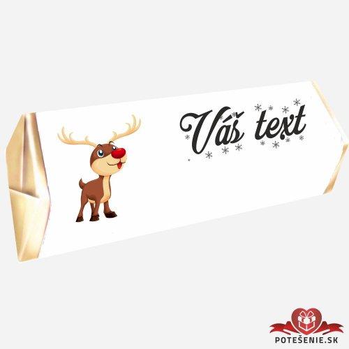 Vianočná čokoládka Rumba - 076 - Vianočná Rumba