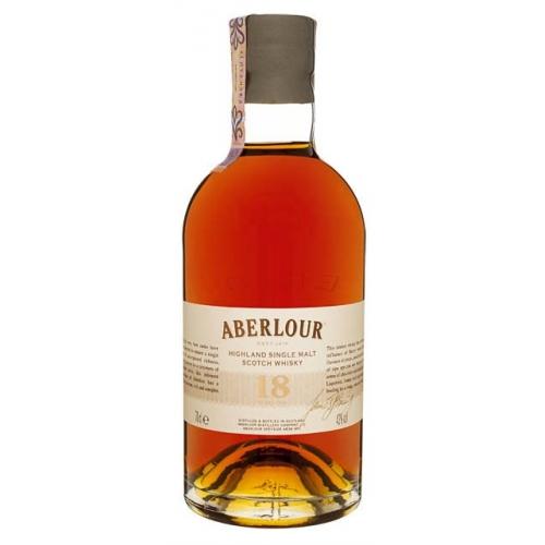 Aberlour 18 y.o. whisky 43% 1x700 ml - Darčekové fľaše