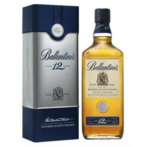 Ballantine´s whisky 12 y.o. 40% 1x700 ml