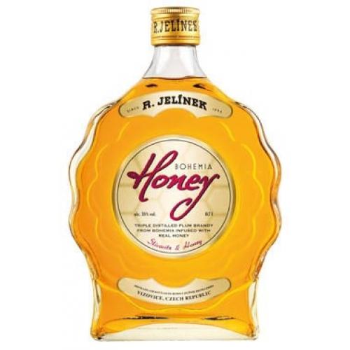 Bohemia Honey 35% budík 1x700 ml
