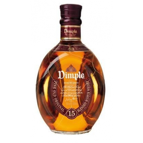 Dimple whisky 15 year old 40% 1x700 ml