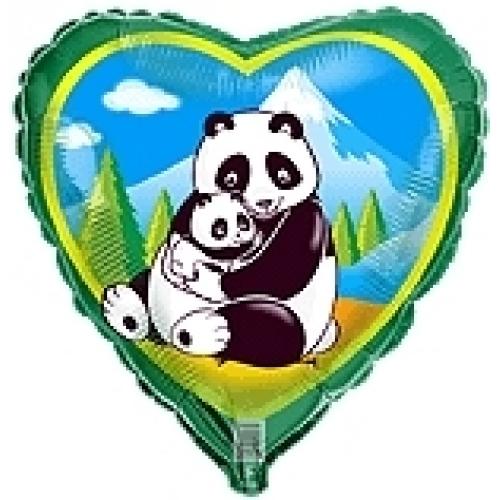 Balón Pandy - Balóny zvieratká