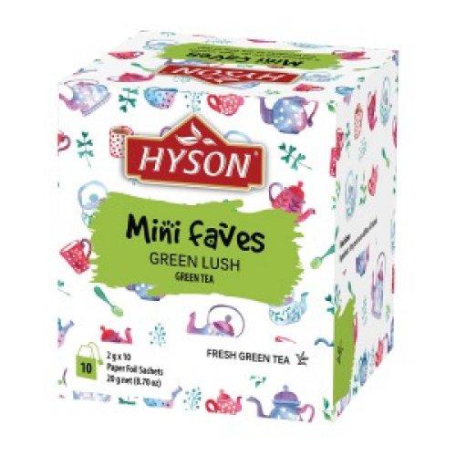 Hyson Green Lush 20g (10 porcií x 2g)