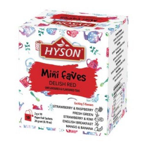 Hyson Delish Red 20g (10 porcií x 2g)