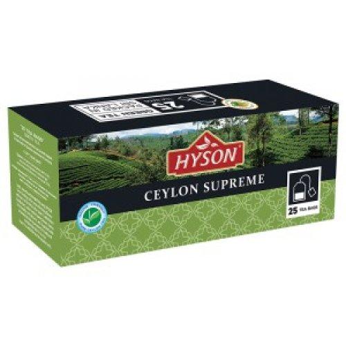 Hyson zelený čaj 25ks
