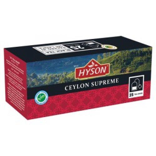 Hyson čierny čaj 25ks