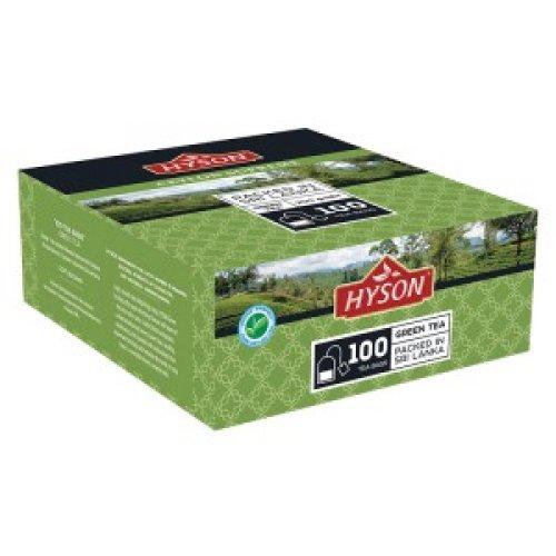 Hyson zelený čaj 100ks